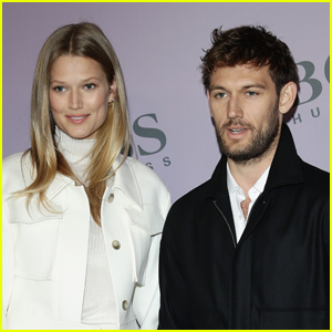 Alex Pettyfer & Toni Garrn Are Expecting Their First Child!
