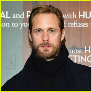 Alexander Skarsgard Learned Sign Language to Communicate with His 'Godzilla vs. Kong' Co-Star