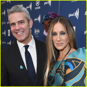 Andy Cohen Had a Real Life 'Sex and the City' Moment with Sarah Jessica Parker