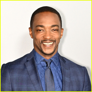 Anthony Mackie Reveals His Celebrity Crush