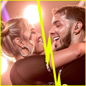 Karol G & Anuel AA Split After Over Two Years of Dating (Report)