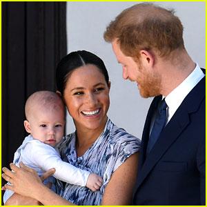 Meghan Markle & Prince Harry's Son Archie - Cute Family Photos!