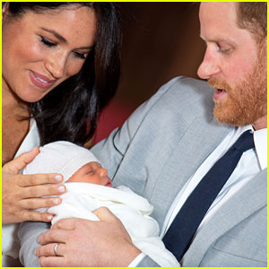 Meghan Markle Reveals a Member of the Royal Family Was Concerned Over Archie's Skin Tone