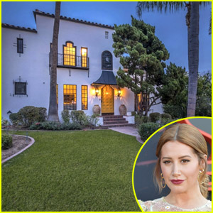 Look Inside Ashley Tisdale's Los Feliz Mansion She Just Sold for $5.78 Million!