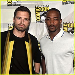 Anthony Mackie & Sebastian Stan Talk About the Avengers' Salary