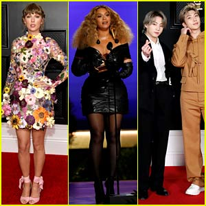 Best Dressed at Grammys 2021 - See Our Full Ranking Here!