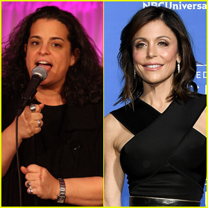 Comedian Jessica Kirson Calls Out Bethenny Frankel for Being 'a Total Bitch' to Her