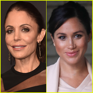Bethenny Frankel is Apologizing to Meghan Markle After Watching Oprah Interview