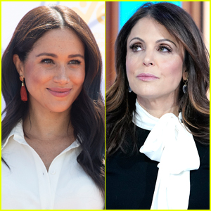 Bethenny Frankel Reacts Ahead of Meghan Markle & Prince Harry Interview: 'Cry Me a River'