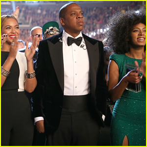 Beyonce, Jay-Z & Solange Just Became The Most Winningest Family in Grammys History!