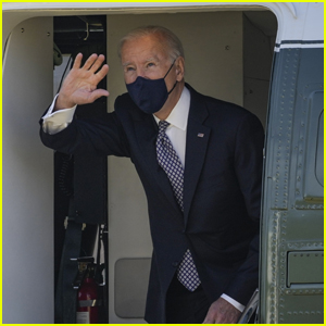 President Biden Falls Three Times on the Steps Up to Air Force One