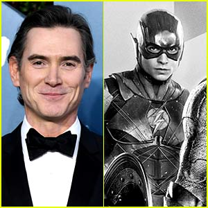 Billy Crudup Drops Out of 'The Flash' Movie, Plus Casting Revealed for Barry Allen's Mom