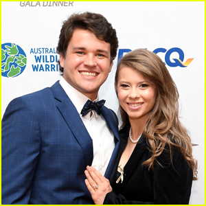 Bindi Irwin & Husband Chandler Powell Welcome a Baby Girl - See the Photo & Find Out Her Name!