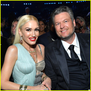 Gwen Stefani Reveals Why Blake Shelton Won't Write Songs with Her