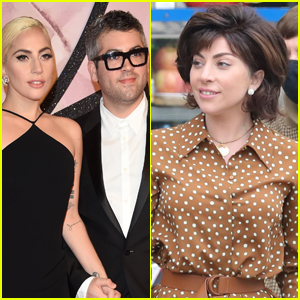 Lady Gaga's Creative Partner Brandon Maxwell Loves Seeing Her 'House of Gucci' Set Photos