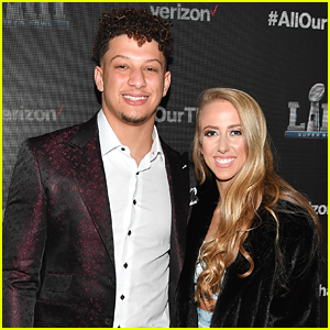 Brittany Matthews Reveals When She & Patrick Mahomes Are Getting Married