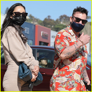 Cara Santana & Boyfriend Shannon Leto Spend The Afternoon Shopping Together