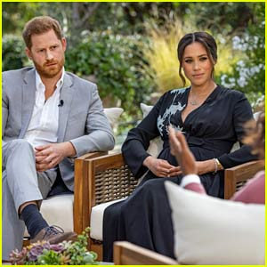 Meghan Markle & Prince Harry's Oprah Tell-All: Full Coverage Here!