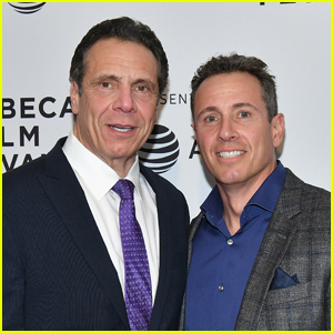 Chris Cuomo Speaks Out About Sexual Harassment Allegations Against Brother Andrew Cuomo