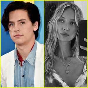Cole Sprouse Photographed Holding Hands with Model Ari Fournier in New Pictures