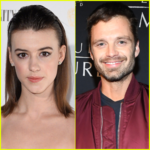 Daisy Edgar-Jones Hangs Out With 'Fresh' Co-Star Sebastian Stan in Vancouver