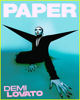 Demi Lovato Opens Up About Her 'Sober In Moderation' Decision With 'Paper' Magazine