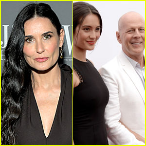 Demi Moore Praises Ex Husband Bruce Willis' Wife Emma Heming Willis