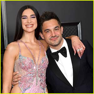 Who is Dua Lipa's Grammys Date? Meet the Guy By Her Side!