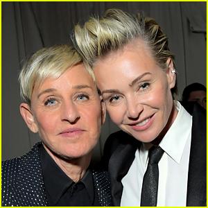 Ellen DeGeneres Reveals Story Behind Portia de Rossi's Emergency Appendectomy (Video)