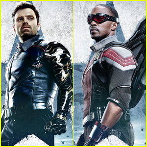 'Falcon & the Winter Soldier' Gets Four New Character Posters!