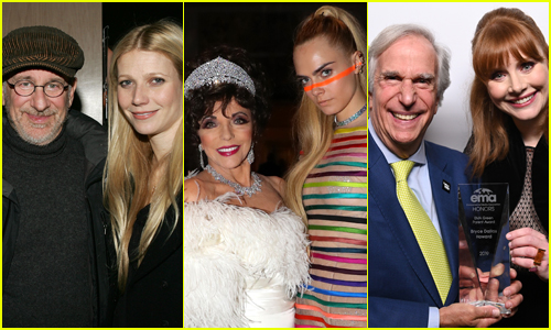 31 Celebrities with Famous Godparents!