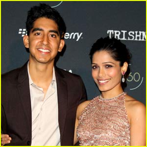 Freida Pinto Congratulates Ex-Boyfriend Dev Patel on His Huge Movie News!