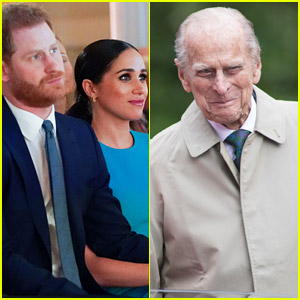 Gayle King Reveals Answer to Big Question About Prince Harry/Meghan Markle/Prince Philip