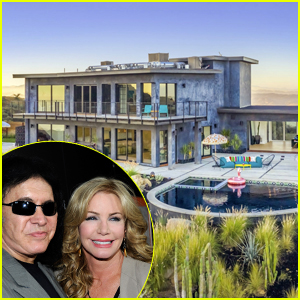 Gene Simmons' Wife Shannon Tweed Buys Mansion in Malibu for $5.8 Million - Take a Look Inside!