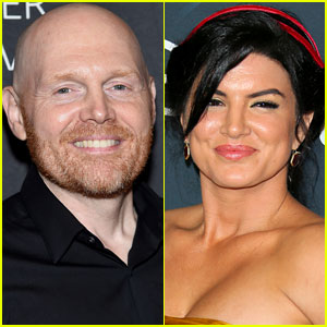 Bill Burr Defends 'Mandalorian' Co-Star Gina Carano After Her Firing: 'Absolute Sweetheart'