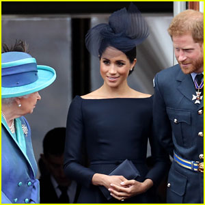 Meghan Markle & Prince Harry Reveal If They Blindsided Queen Elizabeth with Megxit, Plus If It Was Actually All Meghan's Idea