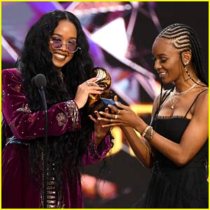 H.E.R Wins Song of the Year, Beats Starry Crowd for Top Honor at Grammys 2021!