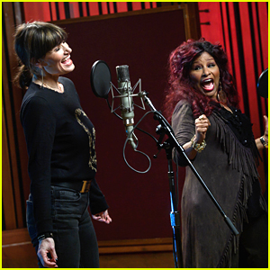 Idina Menzel & Chaka Khan Team Up For New Version of 'I'm Every Woman' For International Women's Day