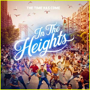 'In the Heights' Movie Posters Revealed Ahead of Tomorrow's Trailer Debut!