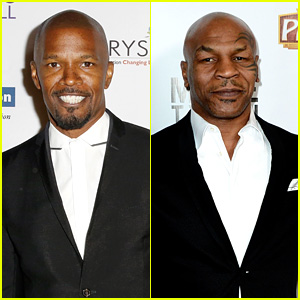 Mike Tyson Gives Blessing To Jamie Foxx To Play Him In Upcoming Limited Series