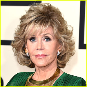 Jane Fonda No Longer Wants a Sexual Relationship, Would Want to Date a Younger Man