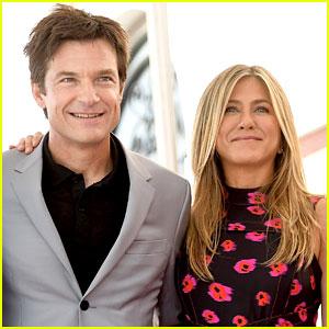 Jason Bateman Spent Virtual 2021 Golden Globes Night at Jennifer Aniston's House!