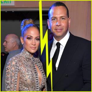 Jennifer Lopez & Alex Rodriguez Split, Call Off Engagement