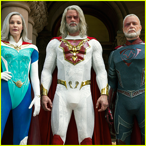 Josh Duhamel Becomes A Superhero in Netflix's Sci-Fi Series 'Jupiter's Legacy'