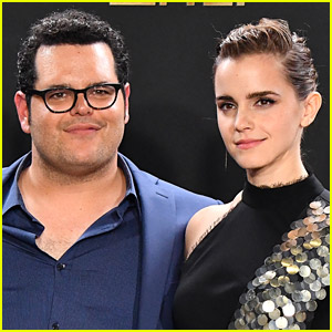 Josh Gad Defends Emma Watson As a 'Legend' Amid Seth Rogen Viral Story