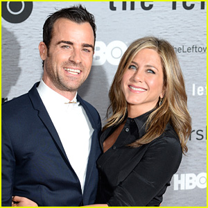 Justin Theroux Reveals If He'd Ever Guest Star on Ex Jennifer Aniston's 'The Morning Show'