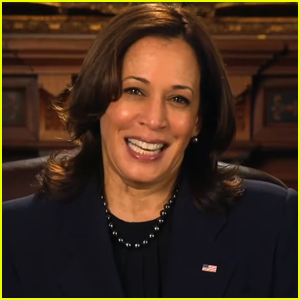 Vice President Kamala Harris Honors 'Young Leaders' While Presenting Generation Change Award During Kids' Choice Awards 2021 - Watch!