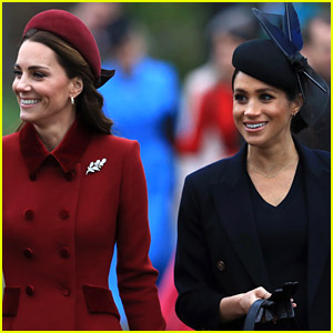 Here's How Kate Middleton Feels About the Meghan Markle Flower Girl Story Recirculating