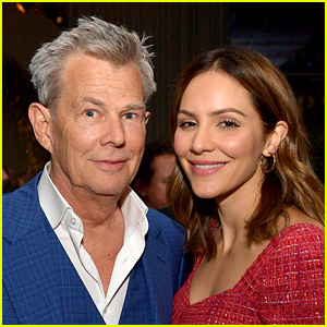 Katharine McPhee Reveals Why Husband David Foster is 'Annoyed' With Her Right Now