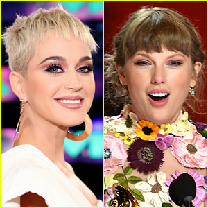 Katy Perry Talks Possible Taylor Swift Collab on 'American Idol' (Video)